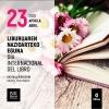 Este día 23 de abril celebraremos un año más el Día Internacional del Libro.