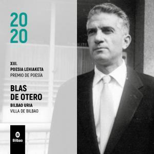POESIA LEHIAKETA PREMIO DE POESÍA BLAS DE OTERO