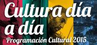 Programacion Cultural 2015