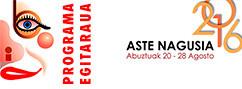 Programa Aste Nagusia 2016