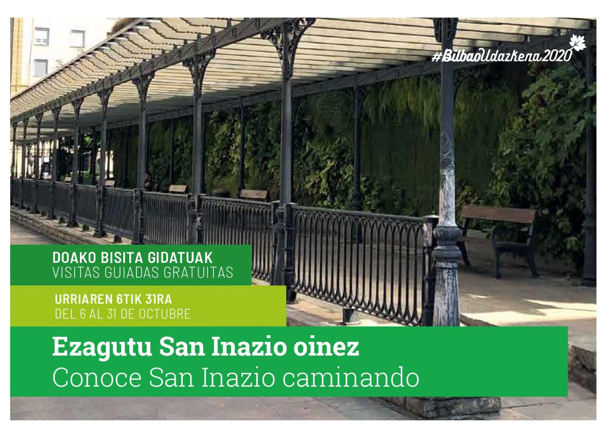 CONOCE SAN INAZIO CAMINANDO – OCTUBRE